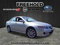 *Low Miles* *This 2007 Acura TSX Base* *Bluetooth*