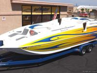 2007 Advantage Party Cat LX 27' $59,900