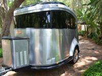 Very unusual and special Airstream Basecamp in really