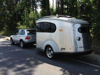 2007 Airstream c travel trailer. 3,000 lb axle instead