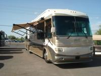 2007 Alfa See Ya CLASS A DIESEL PUSHER Model: 1007 ****
