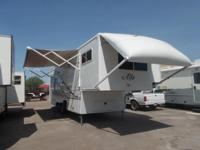 2007 Alfa See Ya FIFTH WHEEL Model: SYF30RL 31 FT ****