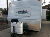 I have this super clean 2007 aljo trailer for sale! It