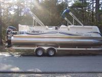 Boat Type: Power What Type: Pontoon Year: 2007 Make: