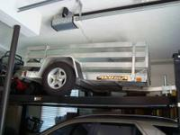 2007 Aluma Trailer ..All Aluminum ..Like Brand New