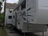 07 Alumascape by holiday rambler 36 ft fifth wheel