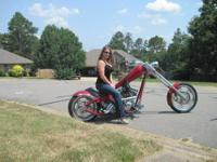 Hey, Up for sale is my 2007 American Ironhorse Lonestar