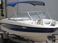 ,.,.,The Bayliner 185 will guarantee a few double takes