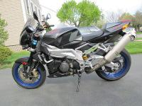 2007 Aprilia Tuono 1000R which is in very great