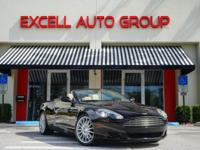 Introducing the 2007 Aston Martin DB9 Covertible. Have