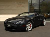 This is a Aston Martin, Vantage for sale by Park Place