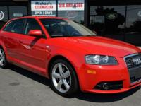 2007 Audi A3 3.2 S Line Quattro Hatchback! WE FINANCE -