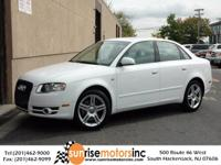 This outstanding example of a 2007 Audi A4 2.0T is