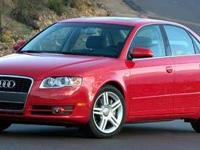 Quattro. Turbocharged! All Wheel Drive! This 2007 A4 is