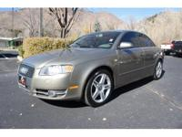 2007 Audi A4 4dr Car 2.0T Our Location is: Bighorn