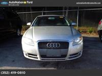 the 2007 audi a4: the best mixture of day-to-day