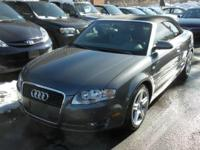 Just in time for Spring is this 2007 Audi A4 2.0 T