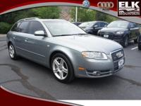 2007 Audi A4 Station Wagon 2.0 T. Our Location is: Elk