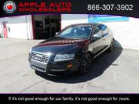 Options:  2007 Audi S6 |No Known Accidents|No Known