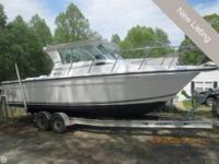 - Stock #77605 - 2007 Baja Cruiser 277 GLE wide