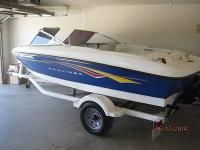 2007 Bayliner 175 Bowrider  Interested in a straight