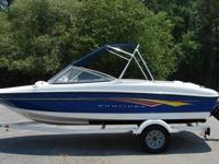 "2007 Bayliner ""175"" w/Mercruiser 3.0 Litre Engine."
