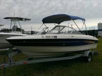 18' Bayliner 185 Family runabout. Great boat with a