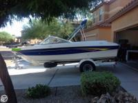 2007 BAYLINER 185 BOWRIDER FOR SALE!!! Bayliner has