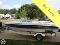 - Stock #76749 - 2007 Bayliner 185 Bowrider The