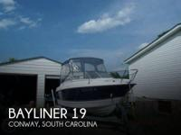 2007 Bayliner 19 - Stock #088331 -