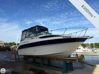 - Stock #73810 - This Bayliner 245 will make a great