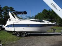 You can own this vessel for just $298 per month. Fill