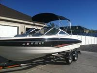 Watercraft Kind: Energy. What Kind: Ski Boat. Year: