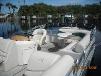 BEAUTIFUL, METICULOUSLY MAINTAINED 2007 BENNINGTON 20'