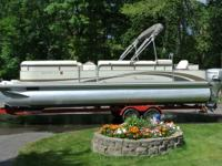 2007 Bennington Triple Tube with only 52 hours on boat