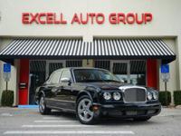 Introducing the 2007 Bentley Arnage T Sedan powered by