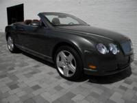 2007 Bentley GTC - Cypress with Cognac interior - Green