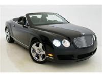 2007 BENTLEY CONTINENTAL GTC EXOTIC CLASSICS IS PLEASED