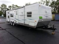 2007 BERMUDA BY CLEARSPRINGS 31FT VERY CLEAN INSIDE AND