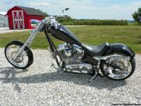 2007 Big Dog K9 Chopper. Hard to find black big dog