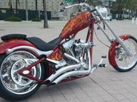 BigDog K9 Softail Chopper Low miles, Immaculate, High