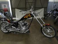 2007 Big Dog Motorcycles K-9 BIG DOG K-9 CHOPPER ...!!!