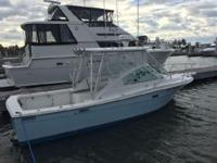 2007 Bimini 245 Express Sportfish Owner Just Purchased