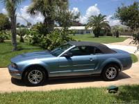 2007 Ford Mustang Convertible  AUTOMATIC - $10,999