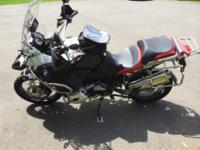 2007 BMW 1200GS Adventure. 15,000 miles. Sargent seat.