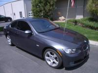 AWD. Classy! Talk about luxury! This 2007 3 Series is