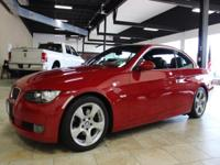 STOP IN TODAY TO DRIVE HOME IN THIS BEAUTIFUL 2007 BMW