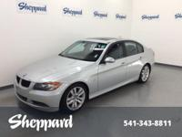 328i trim. CARFAX 1-Owner, ONLY 68,285 Miles! WAS