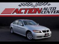 Our '07 BMW 328i is a luxury car with the perfect