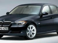 This 2007 BMW 328i comes complete with features such as